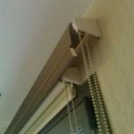 Cortinas Dobles, con soportes individuales