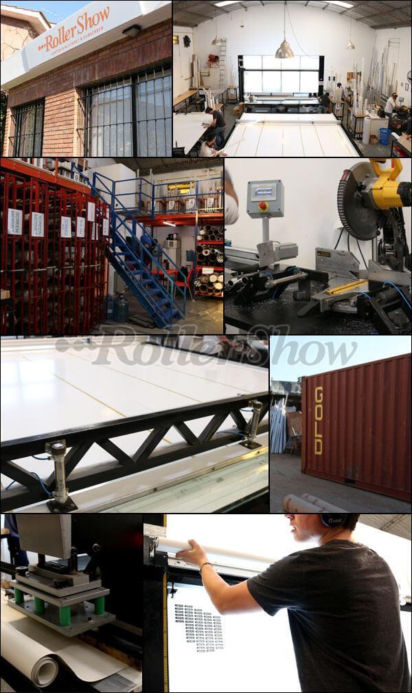 Fábrica de Cortinas Roller RollerShow