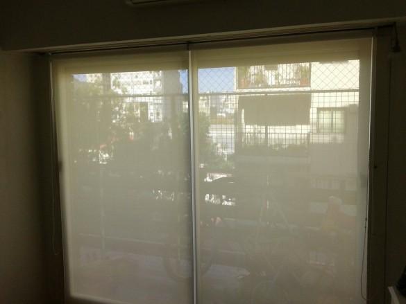 Sun Screen Linen Linen