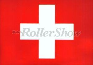 Cortinas roller deco switzerland-flag